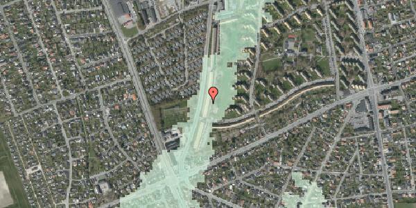 Stomflod og havvand på Arnold Nielsens Boulevard 151, 2. tv, 2650 Hvidovre