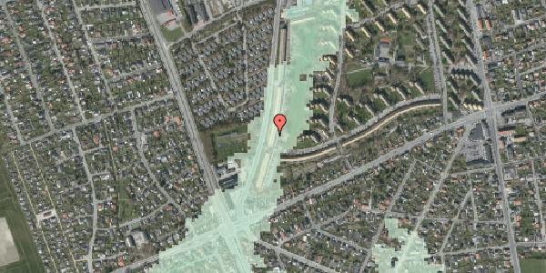 Stomflod og havvand på Arnold Nielsens Boulevard 155, 1. th, 2650 Hvidovre