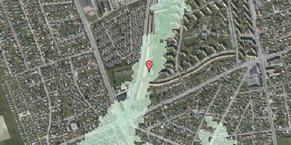Stomflod og havvand på Arnold Nielsens Boulevard 155, 1. tv, 2650 Hvidovre