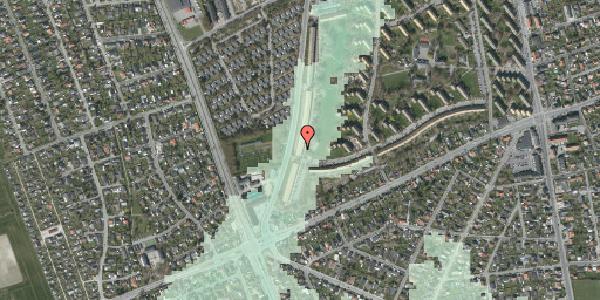 Stomflod og havvand på Arnold Nielsens Boulevard 157, st. tv, 2650 Hvidovre