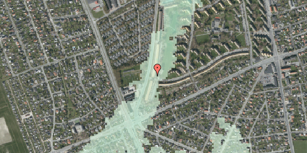 Stomflod og havvand på Arnold Nielsens Boulevard 159, st. th, 2650 Hvidovre