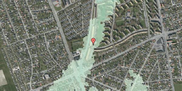 Stomflod og havvand på Arnold Nielsens Boulevard 159, 1. tv, 2650 Hvidovre