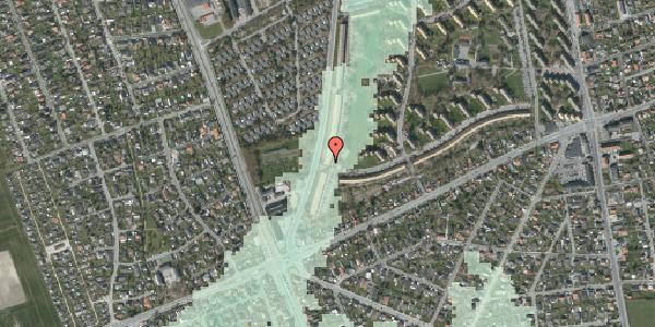 Stomflod og havvand på Arnold Nielsens Boulevard 159, 2. tv, 2650 Hvidovre