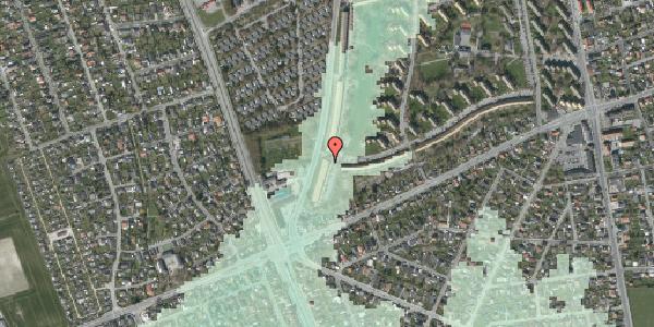 Stomflod og havvand på Arnold Nielsens Boulevard 161, 3. tv, 2650 Hvidovre