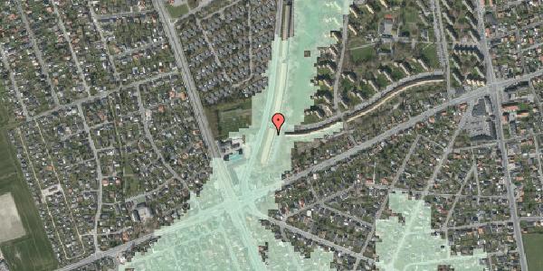 Stomflod og havvand på Arnold Nielsens Boulevard 163, 2. tv, 2650 Hvidovre