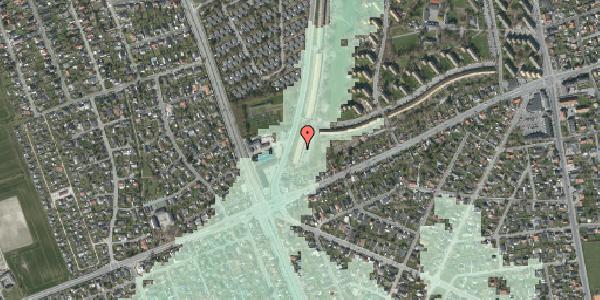 Stomflod og havvand på Arnold Nielsens Boulevard 171, 1. tv, 2650 Hvidovre