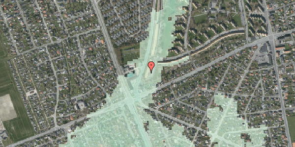 Stomflod og havvand på Arnold Nielsens Boulevard 173, st. tv, 2650 Hvidovre