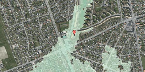 Stomflod og havvand på Arnold Nielsens Boulevard 173, 1. tv, 2650 Hvidovre