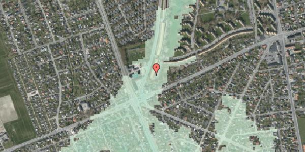 Stomflod og havvand på Arnold Nielsens Boulevard 175, 2. th, 2650 Hvidovre