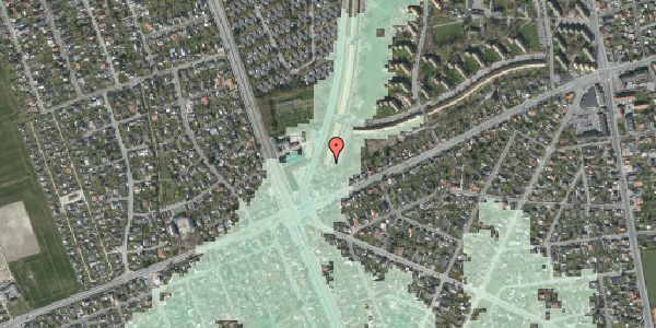 Stomflod og havvand på Arnold Nielsens Boulevard 177, 1. tv, 2650 Hvidovre