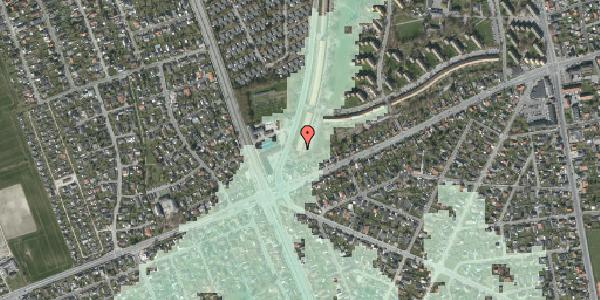 Stomflod og havvand på Arnold Nielsens Boulevard 177, 3. tv, 2650 Hvidovre