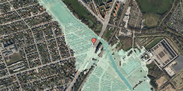Stomflod og havvand på Asminderødvej 1, 2. 2, 2650 Hvidovre