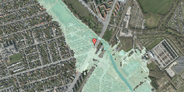 Stomflod og havvand på Asminderødvej 1, 3. 2, 2650 Hvidovre