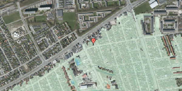 Stomflod og havvand på Avedøre Enghavevej 28, 2650 Hvidovre