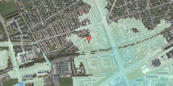 Stomflod og havvand på Barløsevej 4, 2650 Hvidovre