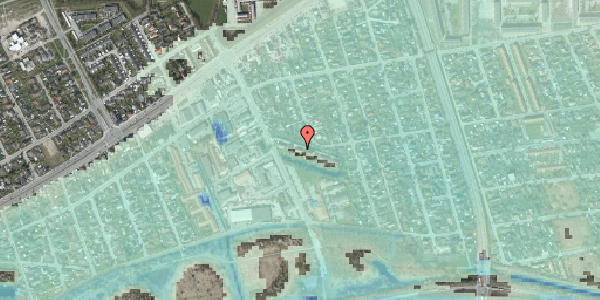 Stomflod og havvand på Batterivej 6, 2650 Hvidovre
