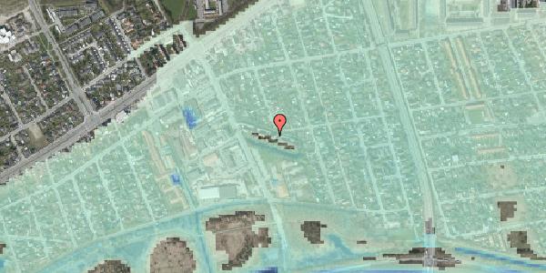 Stomflod og havvand på Batterivej 8, 2650 Hvidovre