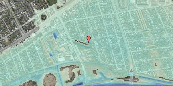 Stomflod og havvand på Batterivej 10A, 2650 Hvidovre