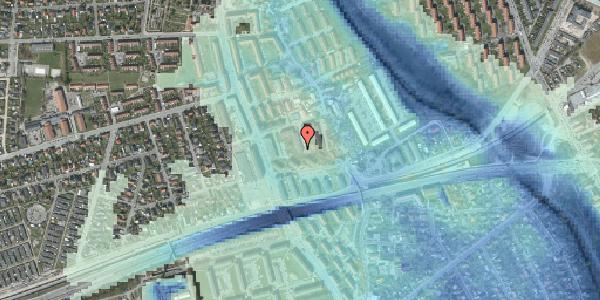 Stomflod og havvand på Baunebakkevej 87, 2650 Hvidovre