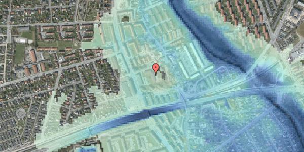 Stomflod og havvand på Baunebakkevej 113, 2650 Hvidovre