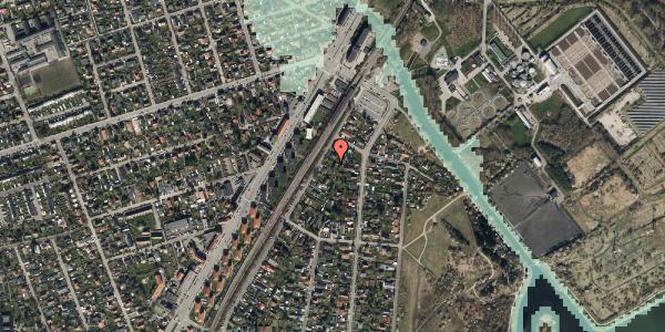 Stomflod og havvand på Beringgårdsvej 5, 2650 Hvidovre