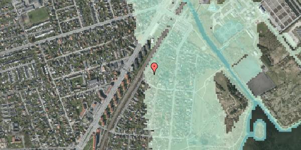Stomflod og havvand på Beringgårdsvej 19, 2650 Hvidovre