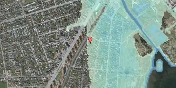 Stomflod og havvand på Beringgårdsvej 27, 2650 Hvidovre