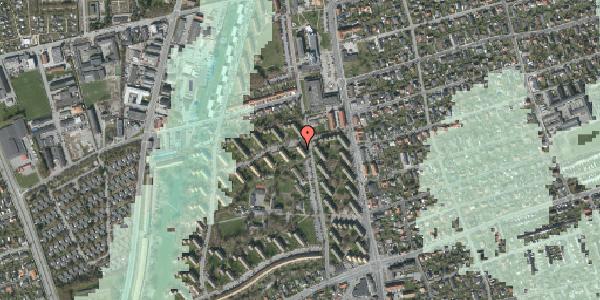 Stomflod og havvand på Berners Vænge 1, 2. th, 2650 Hvidovre