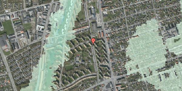 Stomflod og havvand på Berners Vænge 3, 1. tv, 2650 Hvidovre