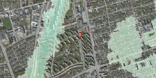 Stomflod og havvand på Berners Vænge 3, 2. th, 2650 Hvidovre