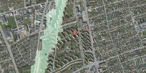 Stomflod og havvand på Berners Vænge 5, 2. th, 2650 Hvidovre
