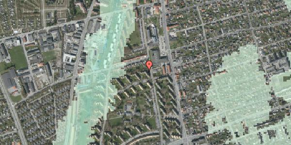 Stomflod og havvand på Berners Vænge 6, 1. tv, 2650 Hvidovre