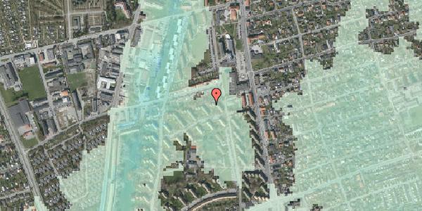 Stomflod og havvand på Berners Vænge 8, st. th, 2650 Hvidovre