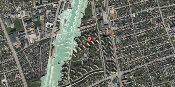 Stomflod og havvand på Berners Vænge 9, st. th, 2650 Hvidovre