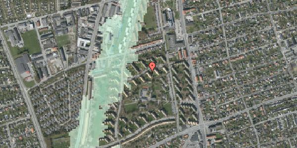 Stomflod og havvand på Berners Vænge 9, 1. th, 2650 Hvidovre