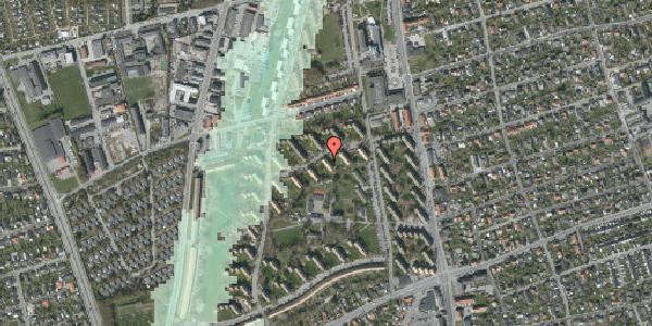 Stomflod og havvand på Berners Vænge 9, 1. tv, 2650 Hvidovre