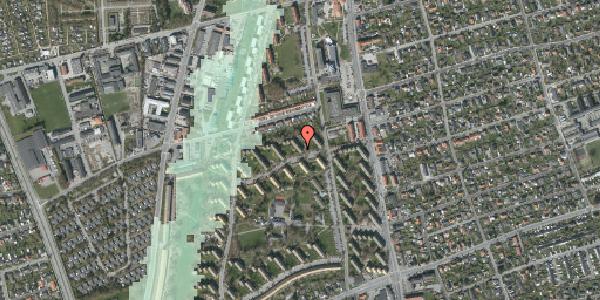 Stomflod og havvand på Berners Vænge 10, st. th, 2650 Hvidovre