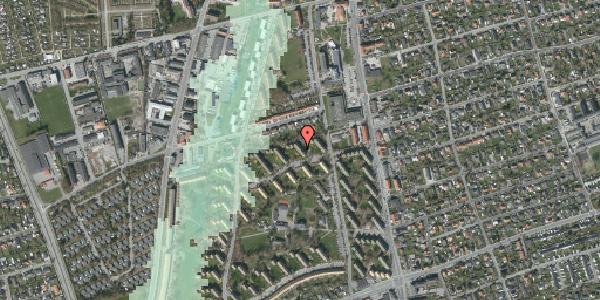 Stomflod og havvand på Berners Vænge 12, st. th, 2650 Hvidovre