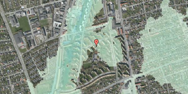 Stomflod og havvand på Berners Vænge 13, st. th, 2650 Hvidovre