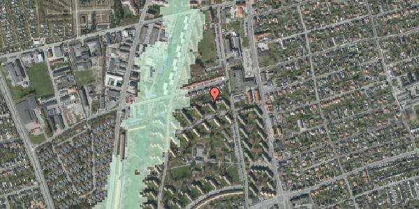 Stomflod og havvand på Berners Vænge 14, st. th, 2650 Hvidovre
