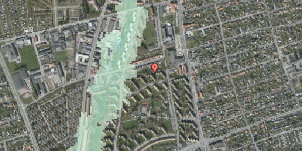Stomflod og havvand på Berners Vænge 14, 2. th, 2650 Hvidovre