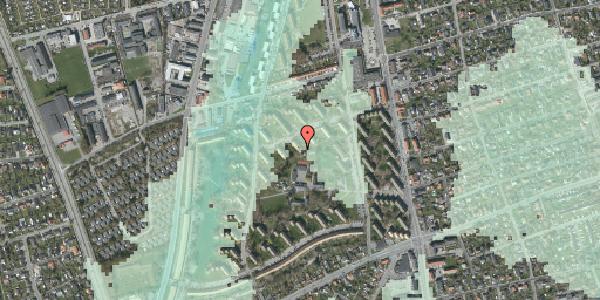 Stomflod og havvand på Berners Vænge 15, st. th, 2650 Hvidovre