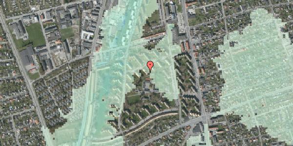 Stomflod og havvand på Berners Vænge 15, 2. th, 2650 Hvidovre