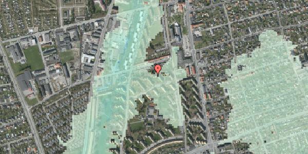 Stomflod og havvand på Berners Vænge 16, 1. th, 2650 Hvidovre