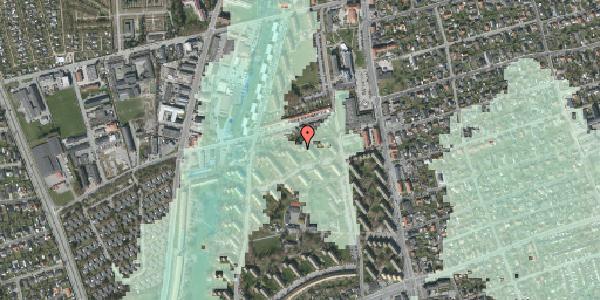 Stomflod og havvand på Berners Vænge 16, 2. tv, 2650 Hvidovre