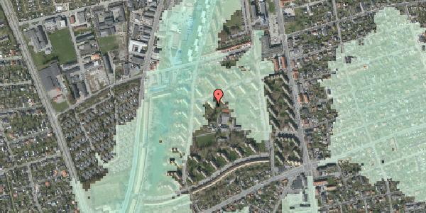 Stomflod og havvand på Berners Vænge 19, st. th, 2650 Hvidovre