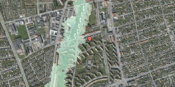Stomflod og havvand på Berners Vænge 22, st. th, 2650 Hvidovre