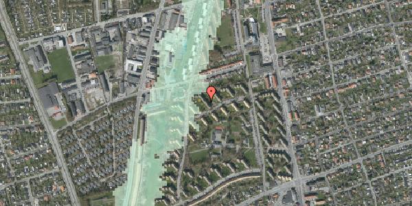 Stomflod og havvand på Berners Vænge 28, st. th, 2650 Hvidovre