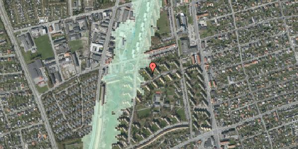 Stomflod og havvand på Berners Vænge 28, 2. tv, 2650 Hvidovre