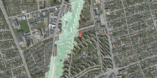 Stomflod og havvand på Berners Vænge 30, st. th, 2650 Hvidovre